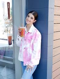 TikTok star Charli DAmelio partnered with Dunkin Donuts to promote her favorite coffee drink.