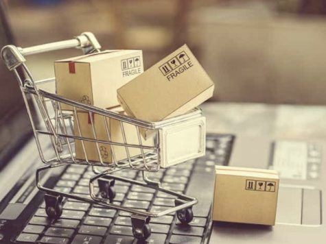 Online shopping is taking over in-person shopping