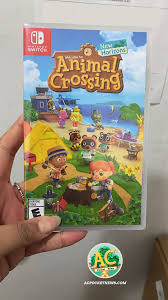 Depicted above is the packaging for one of 2020's Top 10 games, Animal Crossing.