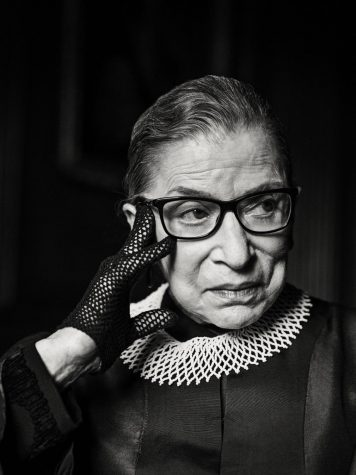 Ginsberg served on the Supreme Court from 1993 until her death in 2020.