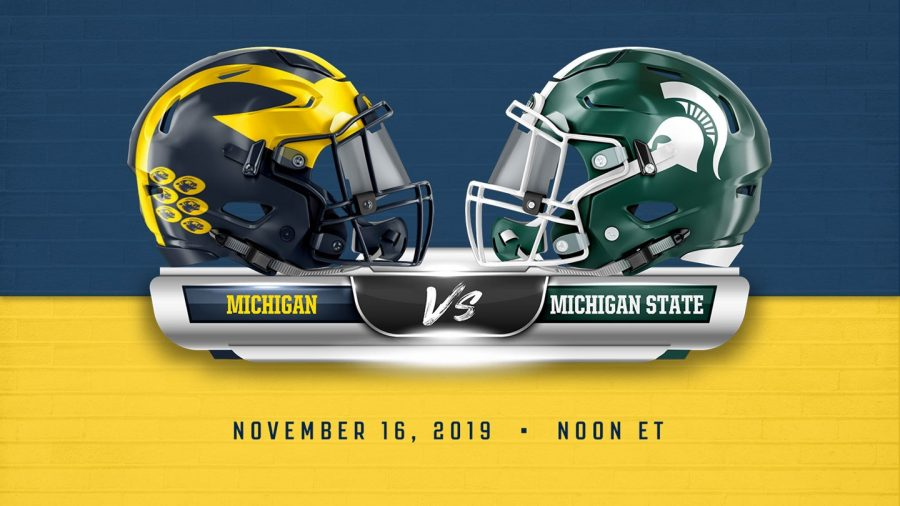 Michigan+vs+Michigan+State%3A+History+of+a+Football+Rivalry