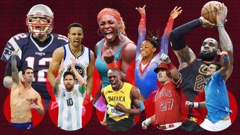 Top 10 Athletes of Our Lifetime
