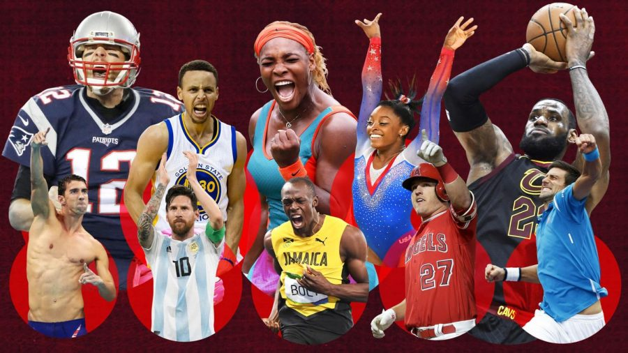 Who Do You Think Is The Best Athlete of Our Lifetime?