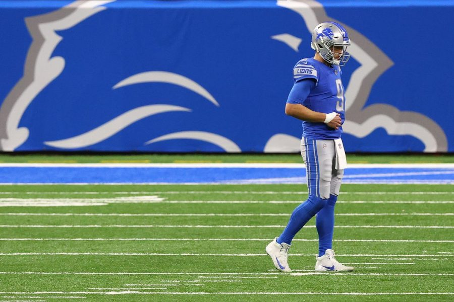 Mathew Stafford traded after 11 years with the Lions