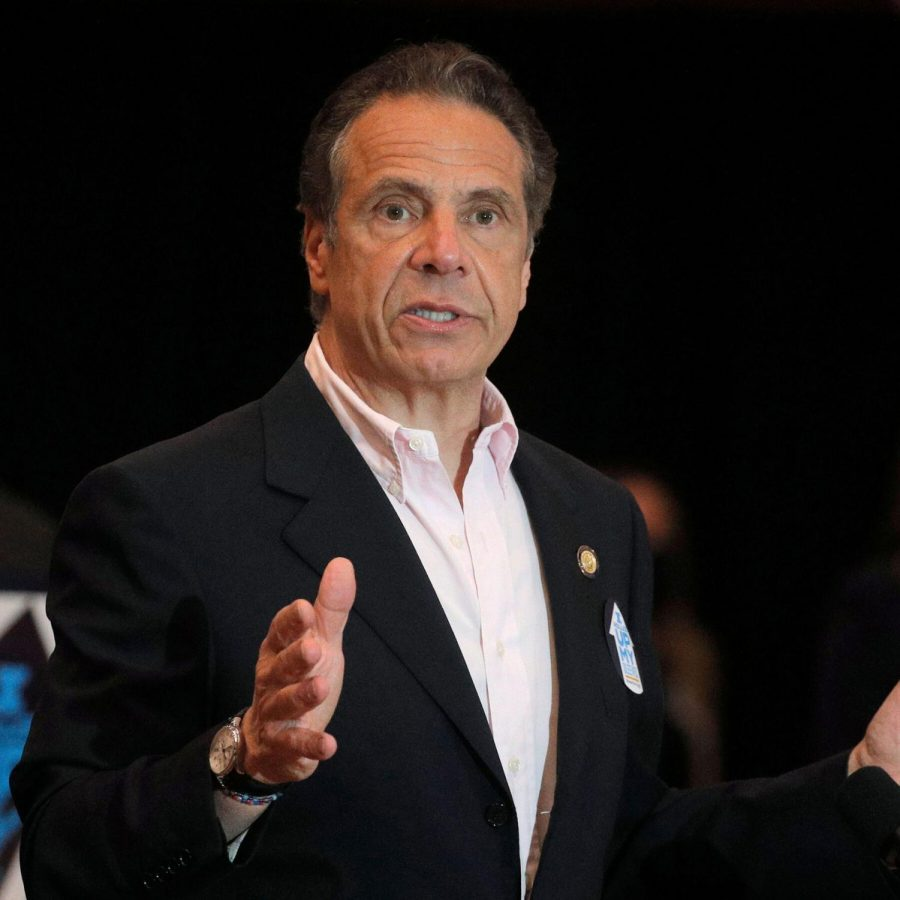 The smoke has cleared as New York Gov. Andrew Cuomo finds himself in multiple scandals. (photo courtesy of The New York Times).