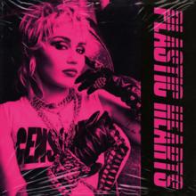 Plastic Hearts Album Cover