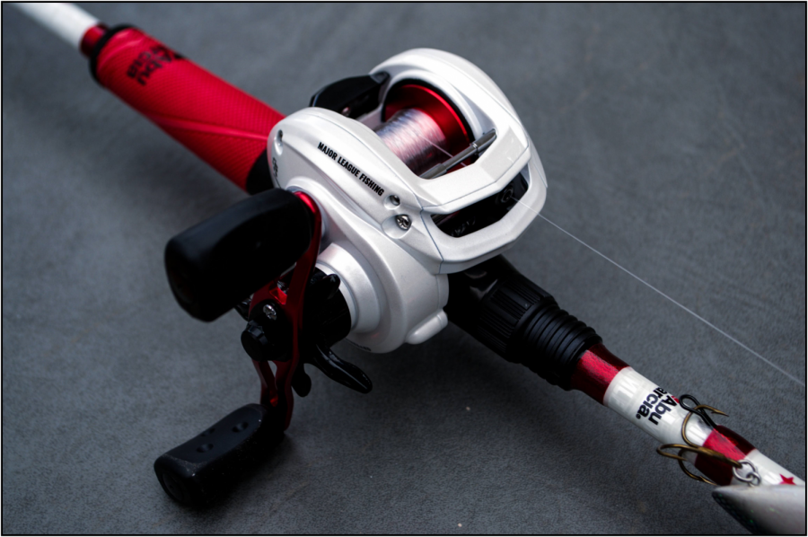 MHS anglers rods and reels